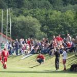 Relegation Holzhausen Publikum