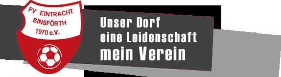 FV Eintracht Binsförth 1970