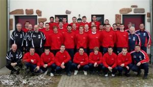 Trainingslager Naumburg