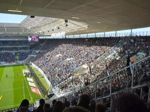 Sinsheim / Hoffenheim vs.Gladbach